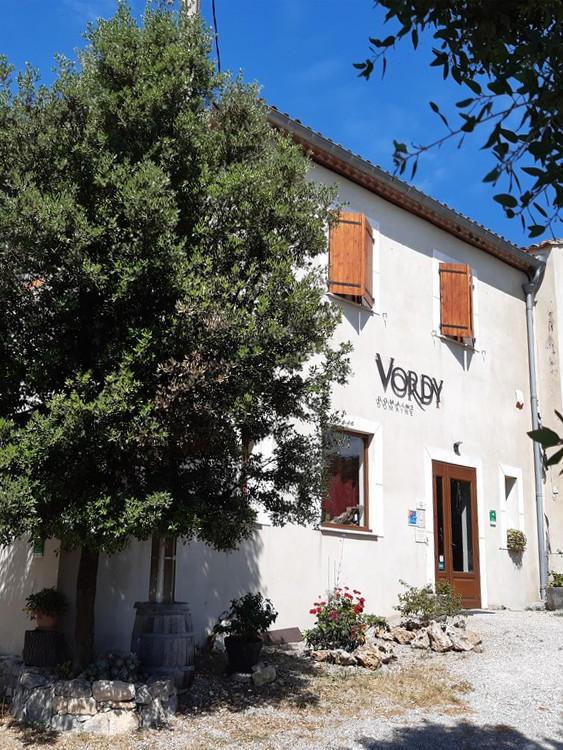 Domaine Vordy - Vins