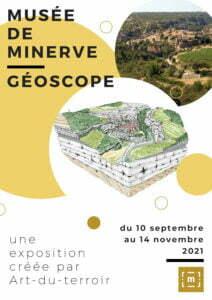 Exposition Géoscope à Minerve @ Musée Archéologique et Paléontologique de Minerve